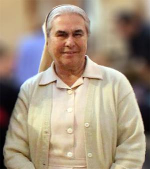 Sr. Carolina Flores Moreno, DC