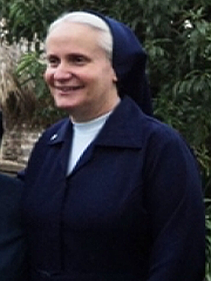 Sr. Iliana Suarez, DC