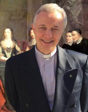 Fr. Tomaž Mavrič, CM