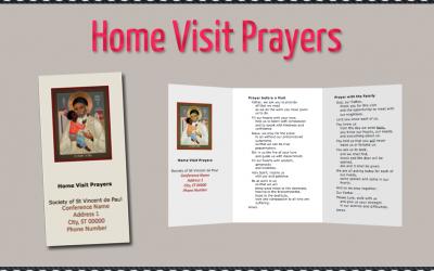 Home Visit Prayers