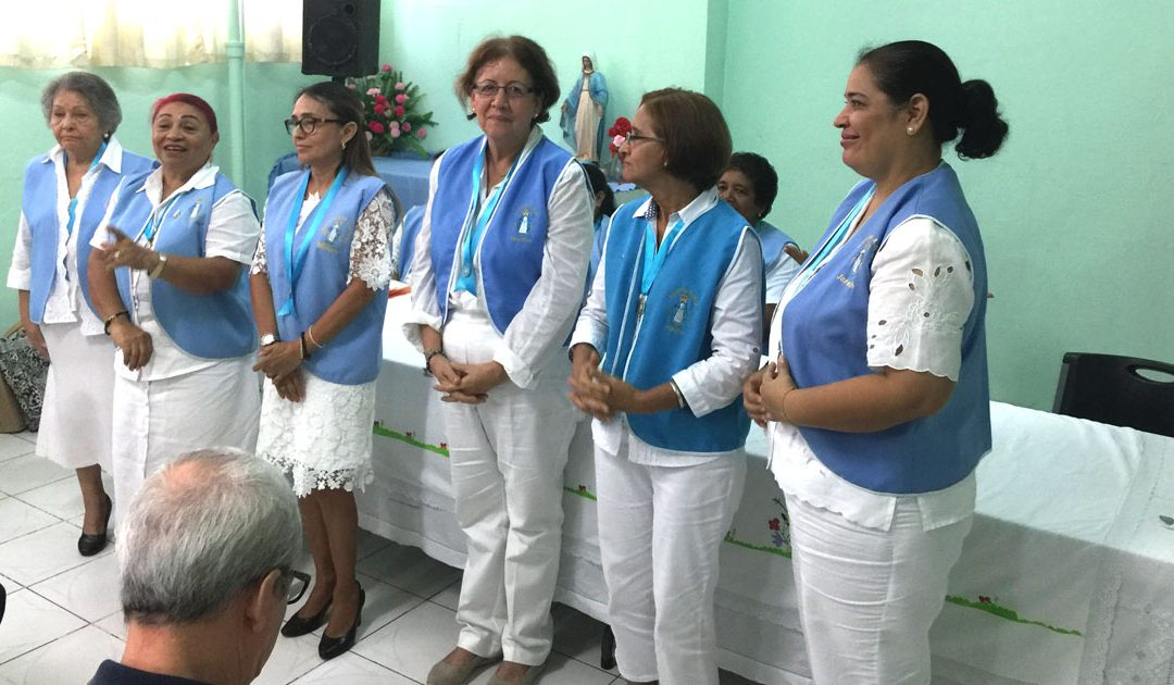 New Coordinators of AMM Panamá