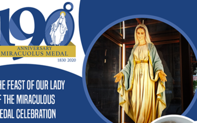 Feast of Our Lady of the Miraculous Medal – Live From Rome with Fr. Tomaž Mavrič, C.M.