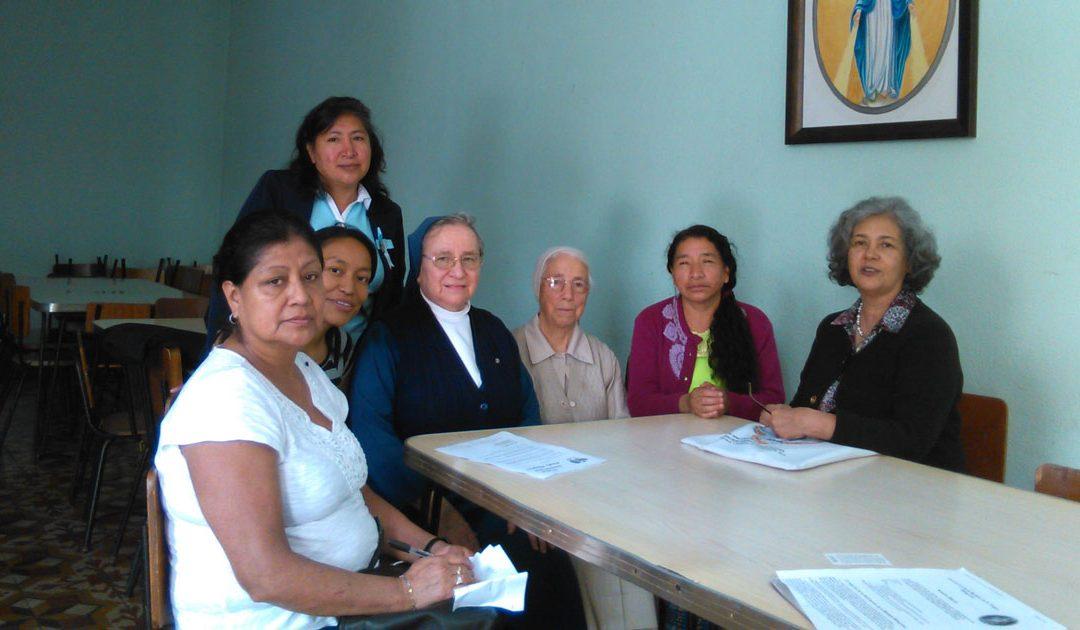 Noticias del Consejo Nacional de AMM Guatemala