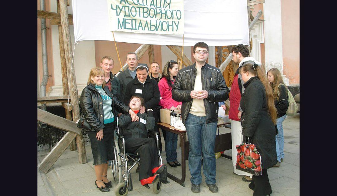 La Asociación de la Medalla Milagrosa en Ucrania celebra su 10º aniversario