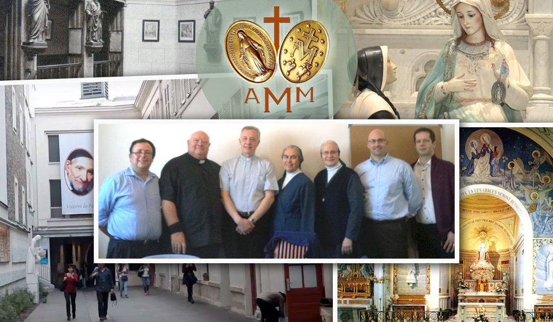 Encuentro internacional de la AMM el 26 de marzo, en Paris