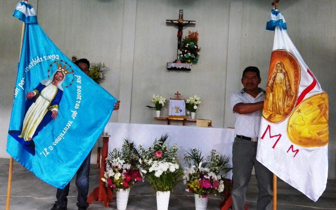 Fotos de la asociación en México