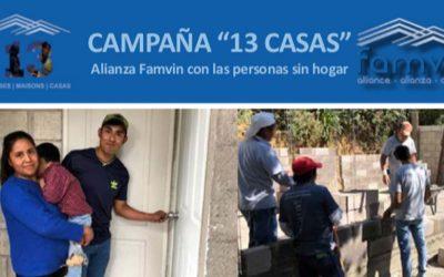 Campaña «13 Casas»