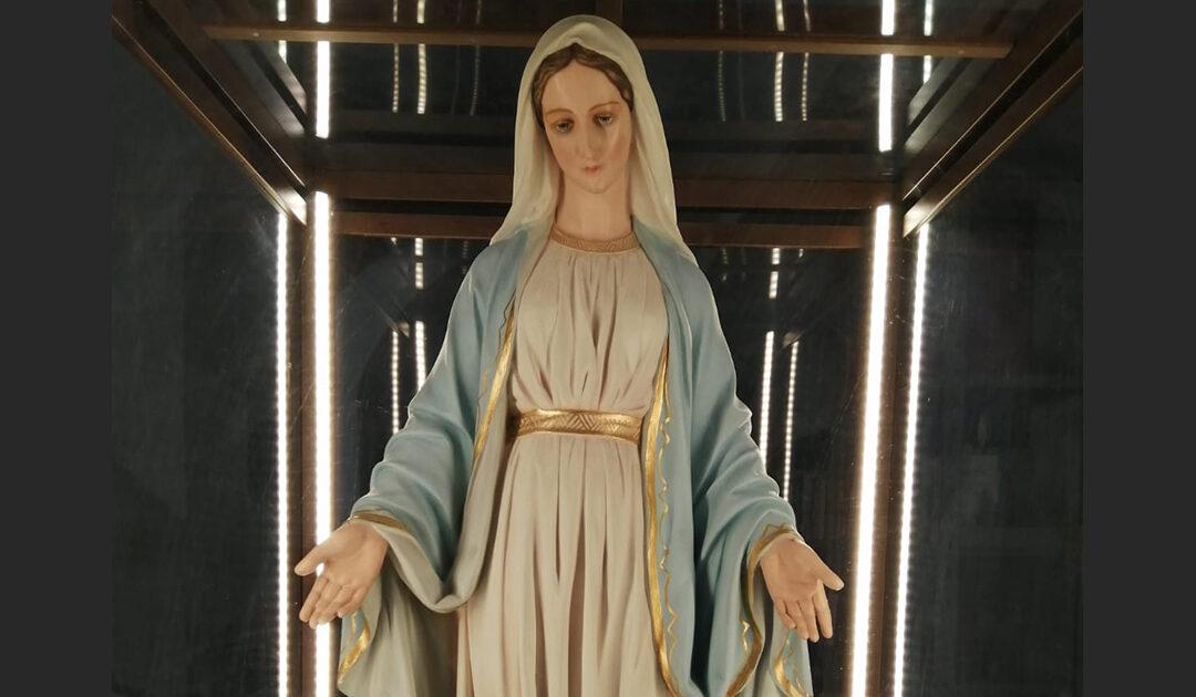 Peregrinos con María: en el 190 aniversario del inicio de las apariciones de la Virgen María a santa Catalina Labouré