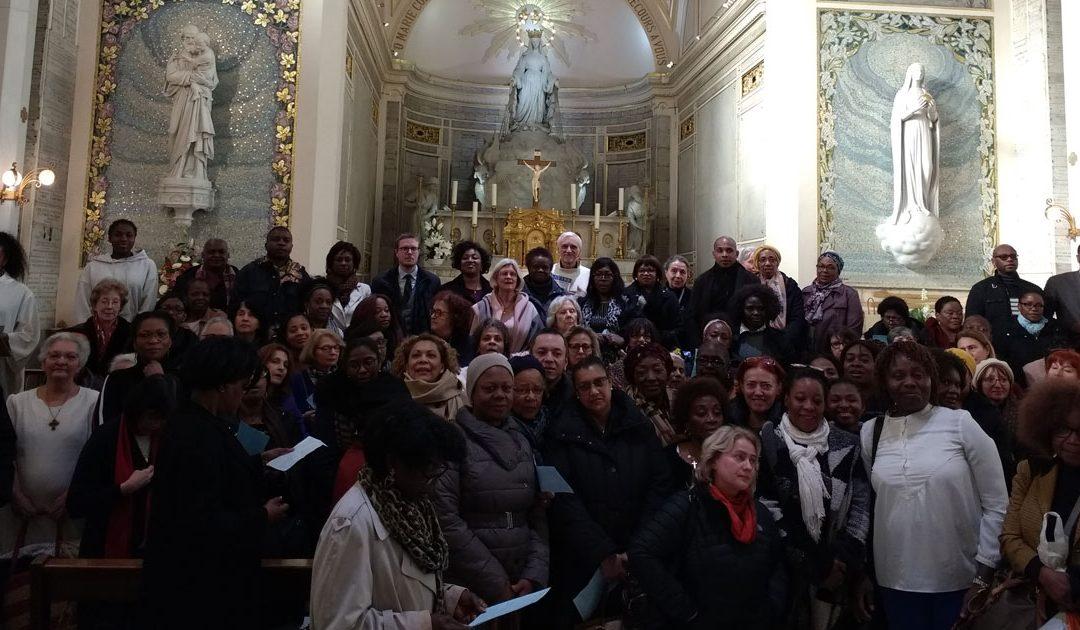 Photo de l'association en France