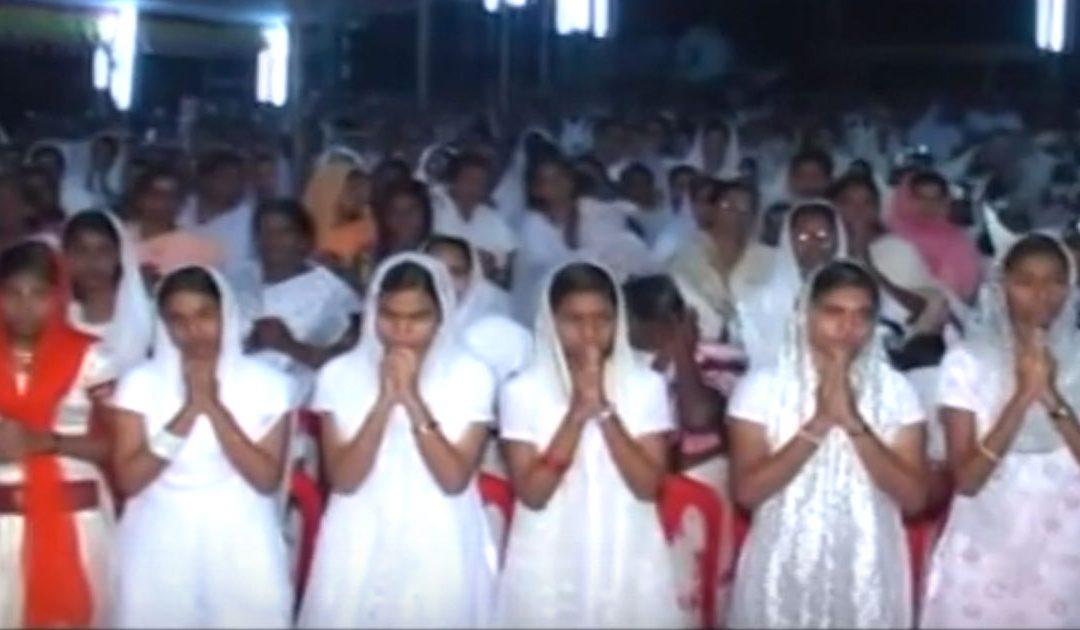 Une vidéo de l'association en Inde du sud