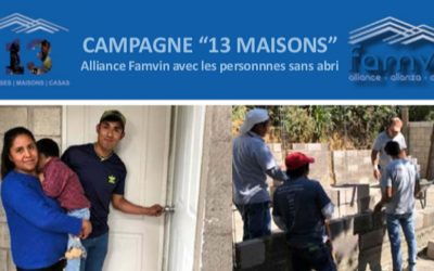Campagne « 13 Maisons »
