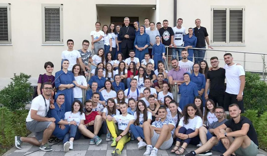 Mise à jour de la famille vincentienne en Albanie