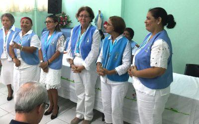 Nouveaux coordonnateurs, École de la médaille miraculeuse au Panama