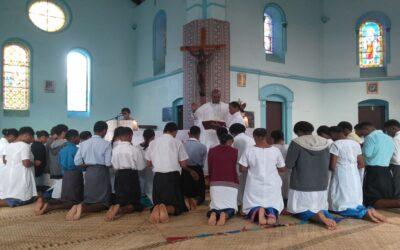 Fête de l'Assomption aux Fidji