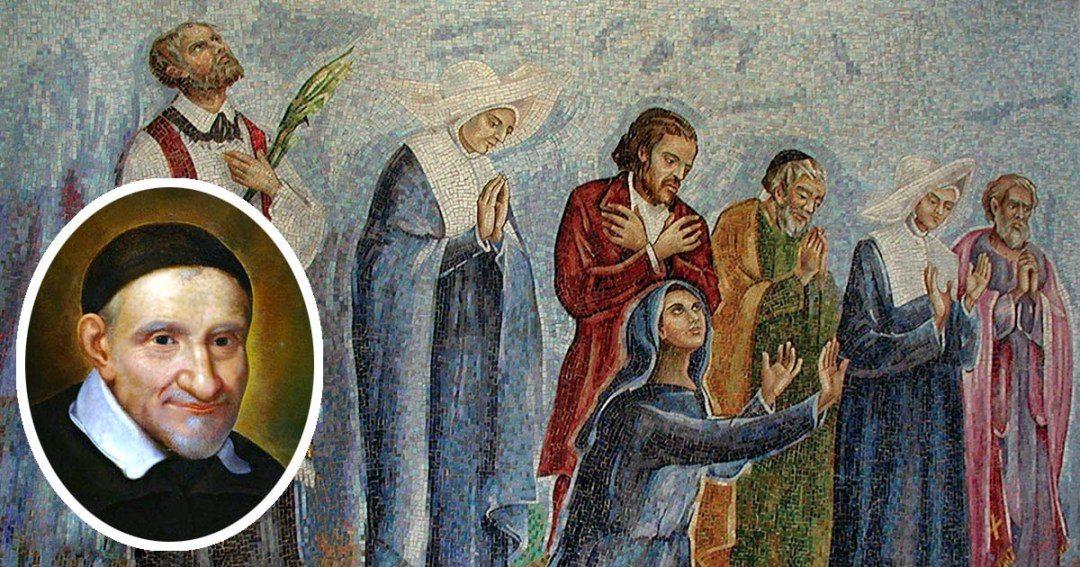 List Księdza Tomaža Mavriča CM do Rodziny Wincentyńskiej na uroczystość św. Wincentego a Paulo