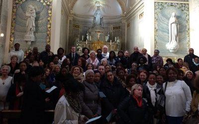 Foto da Associação na França