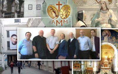 Encontro Internacional da AMM no dia 26 de março, em Paris