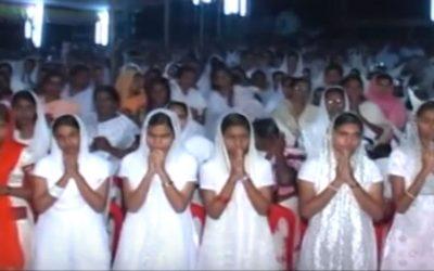 Um vídeo da associação no sul da Índia