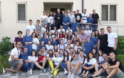 Atualização da Família Vicentina na Albânia